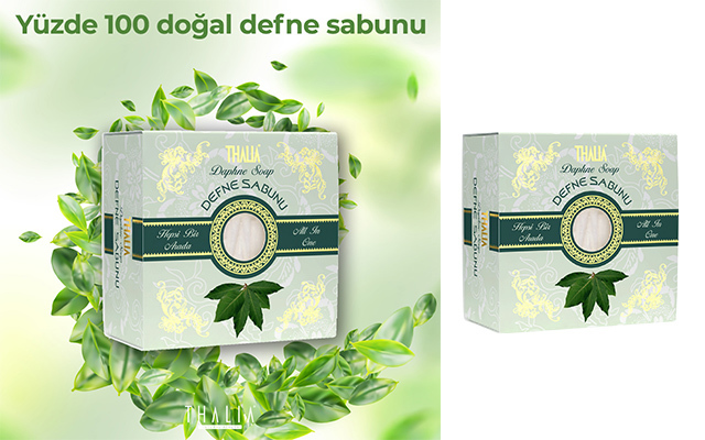 Thalia Natural Beauty Defne Sabunu