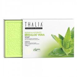 Thalia - Aloe Vera Özlü Doğal Katı Sabun - 75 gr x 2