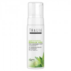 Thalia - Aloe Vera Özlü Yüz Temizleme Köpüğü - 200 ml
