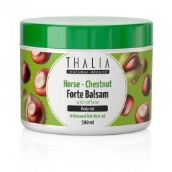 Thalia - At Kestanesi ve Kafein Özlü Masaj Jeli Forte Balsam - 500 ml
