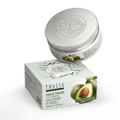 Avokado – Kil Özlü Yüz Bakım Maskesi – 100 ml