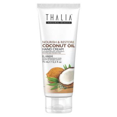 Coconut Oil El Bakım Kremi 75 ml