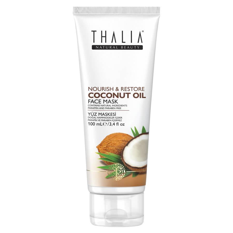 Coconut Oil Yüz Bakım Maskesi - 100 ml