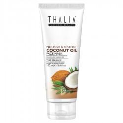 Thalia - Coconut Oil Yüz Bakım Maskesi - 100 ml