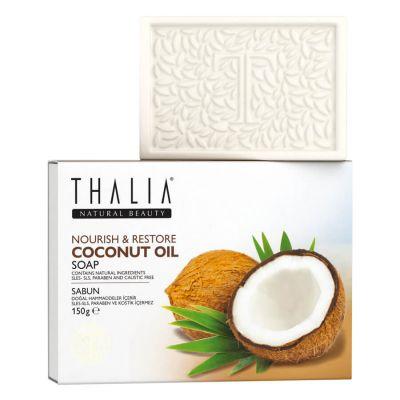 Doğal Coconut Oil Katı Sabun - 150 gr