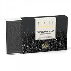 Thalia - Doğal Kömür Sabunu - 150 gr