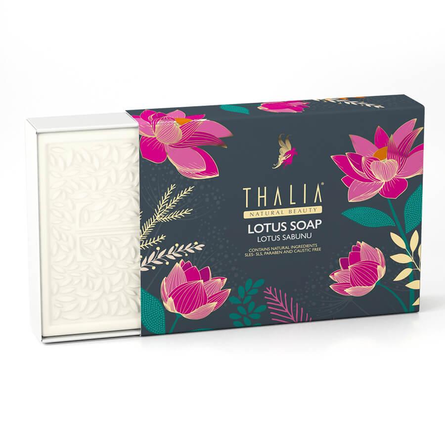 Doğal Lotus Çiçeği Sabunu - 150 gr