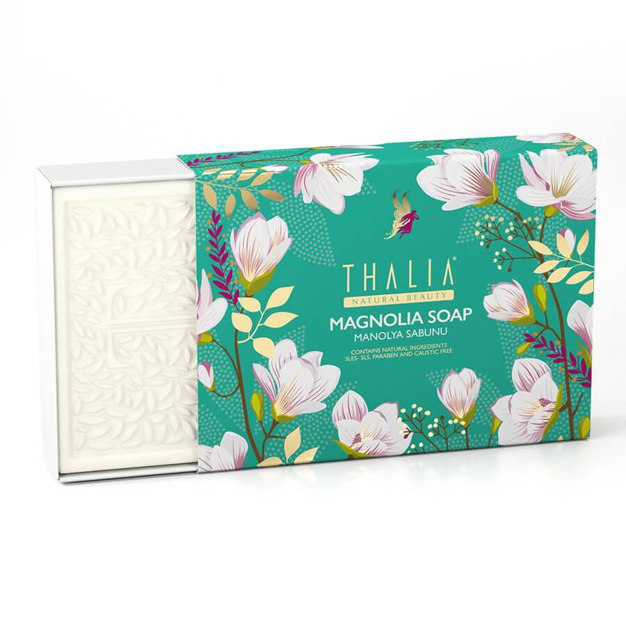 Doğal Manolya Çiçeği Sabunu - 150 gr