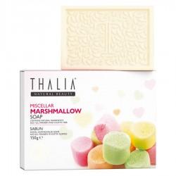 Thalia - Doğal Marshmallow Katı Sabun 75 gr x 2