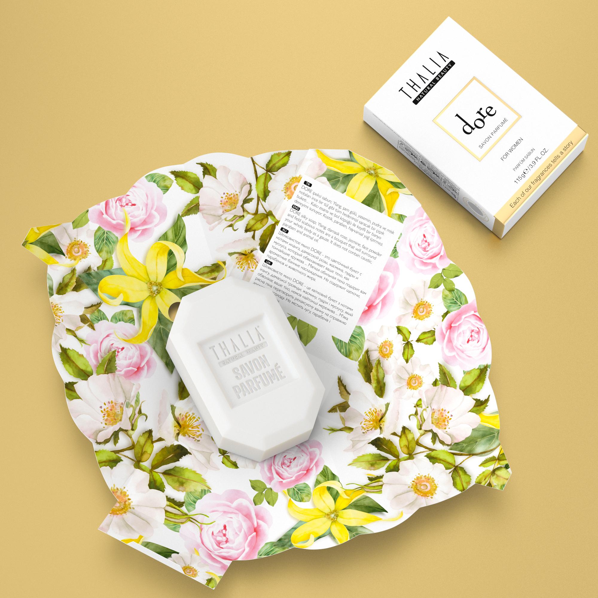Dore Parfüm Sabun for Women - 115 gr.
