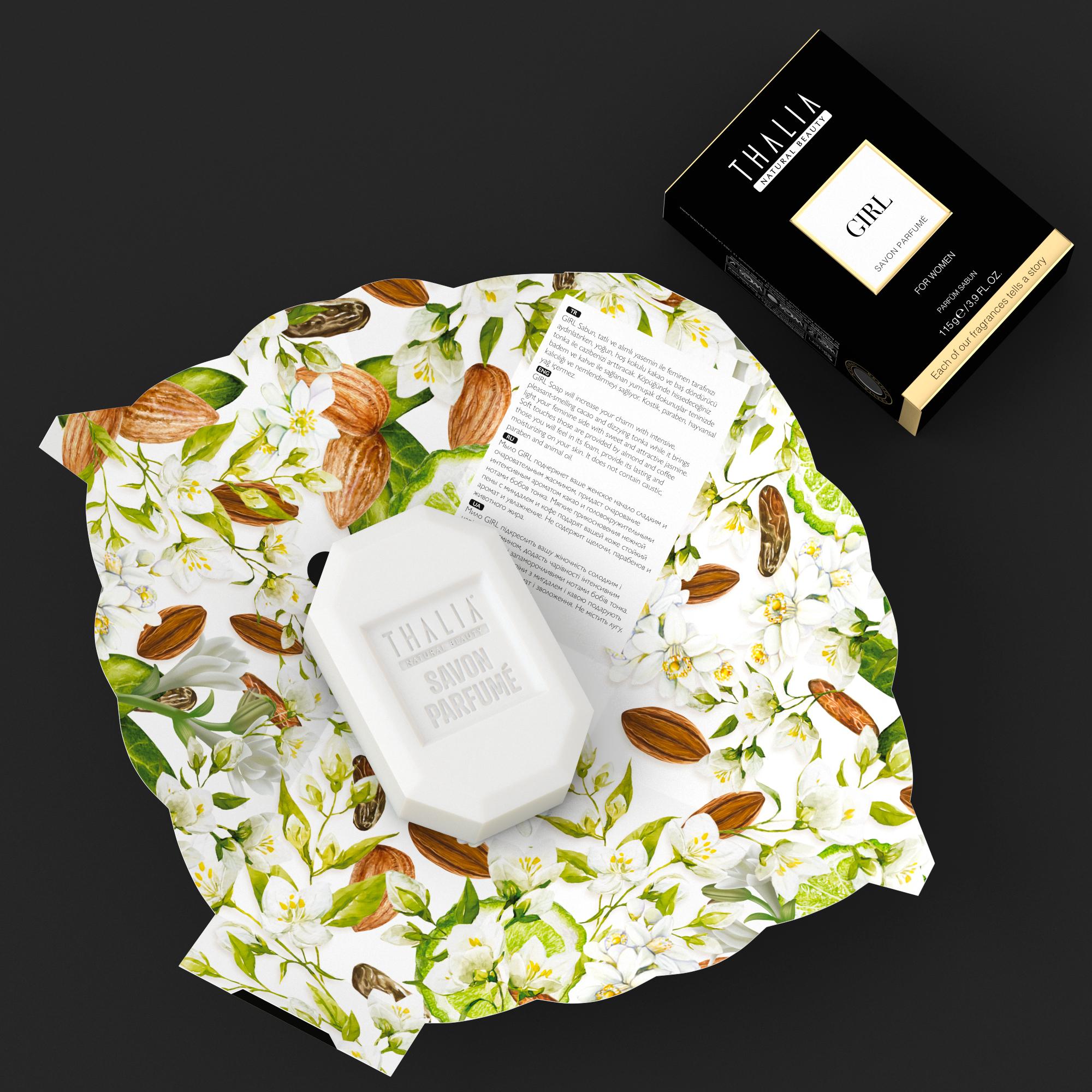 Girl Parfüm Sabun for Women - 115 gr.