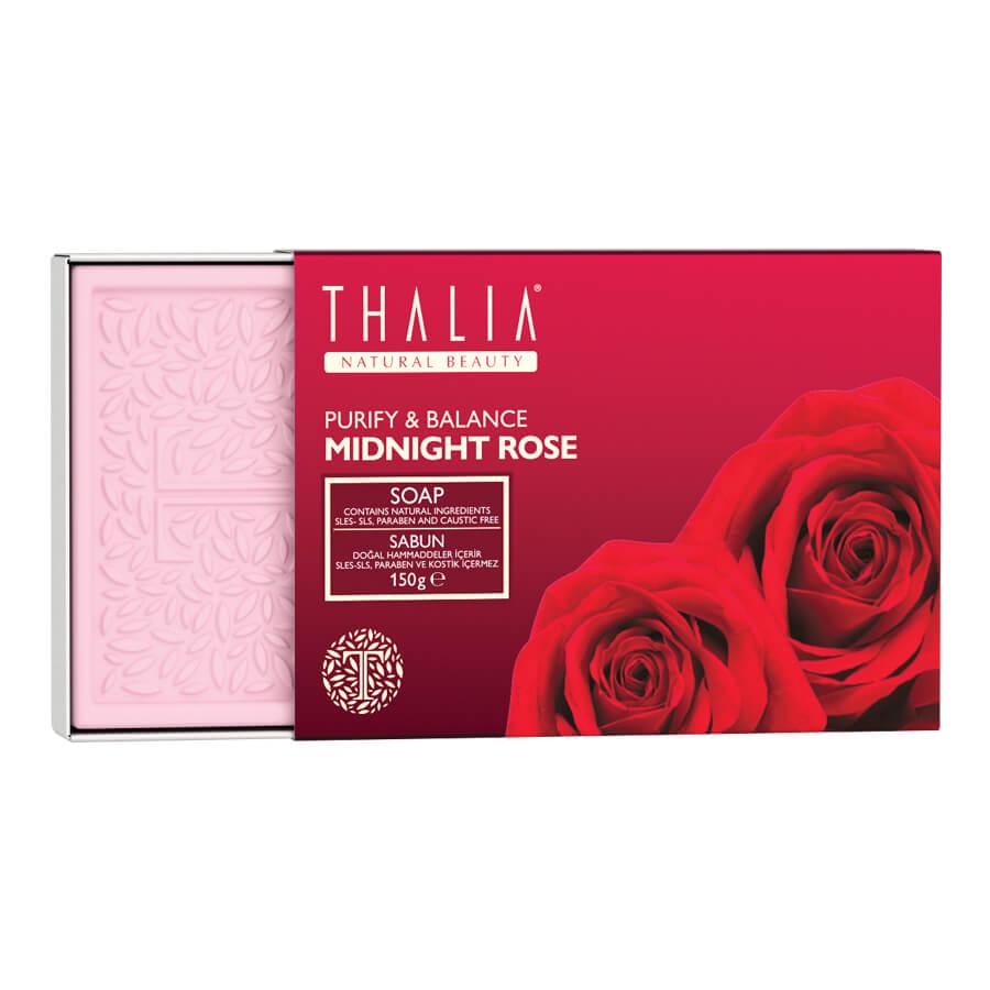 Midnight Rose (Gülsuyu) Özlü Doğal Katı Sabun – 75 gr x 2