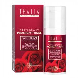 Thalia - Midnight Rose (Gülsuyu) Özlü Yüz Bakım Kremi - 50 ml