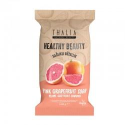 Thalia - Healthy&Beauty Pembe Greyfurt Sabunu - 100 gr