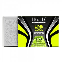 Thalia - Lime & Cool Energizing Doğal Katı Sabun - 75 gr x 2
