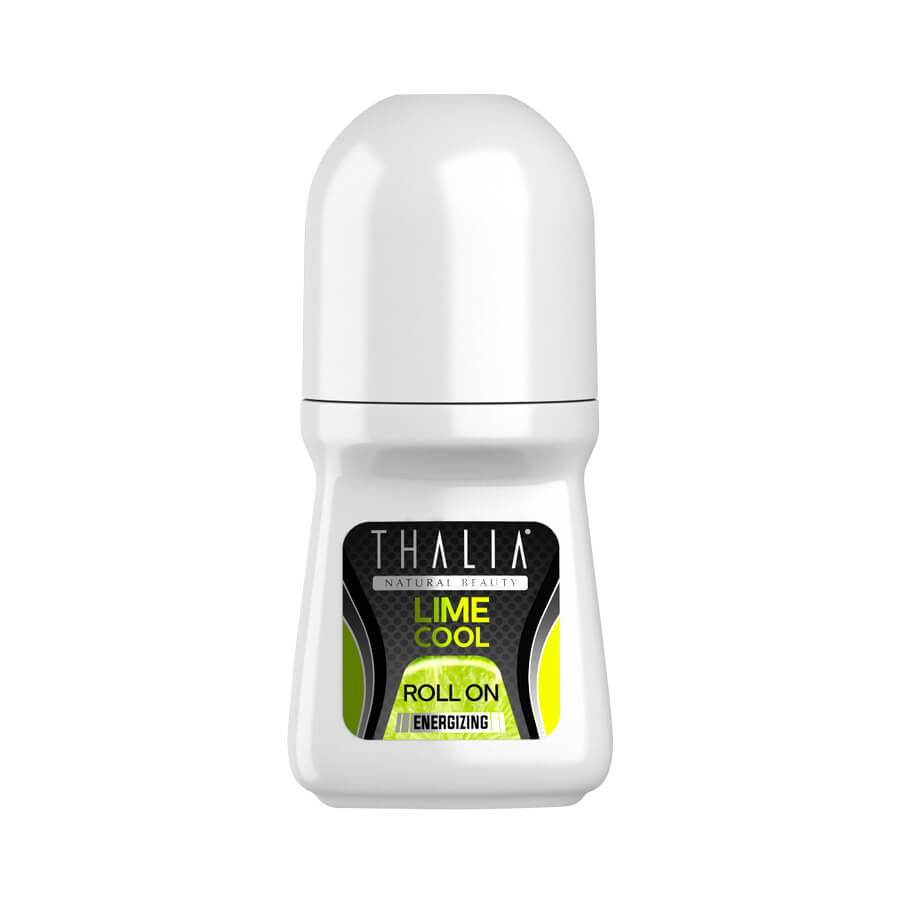 Lime & Cool Energizing Roll-on Deodorant - 50 ml