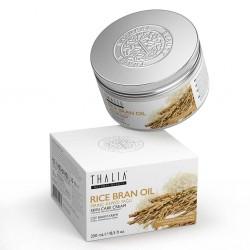 Thalia - Pirinç Kepeği Yağlı Cilt Bakım Kremi - 250 ml