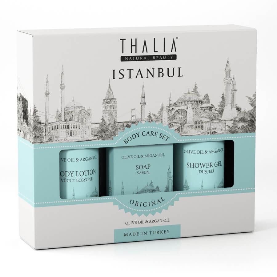 Seyahat Seti - İstanbul (Vücut Bakımı)