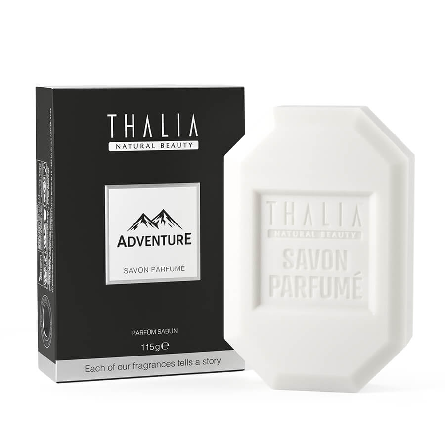 Thalia Adventure Unisex Parfüm Sabun 115 g