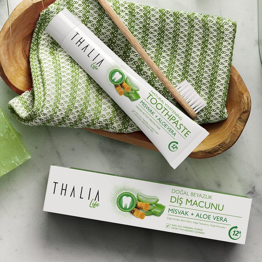 Thalia Misvak & Aloe Vera Diş Macunu 75 ml