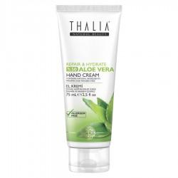 Thalia - Aloe Vera Serisi El Bakım Kremi - 75 ml