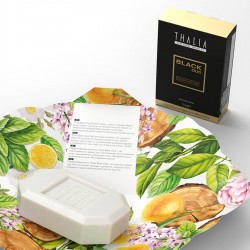 Thalia Black Oud Unisex Parfüm Sabun 115 g - Thumbnail
