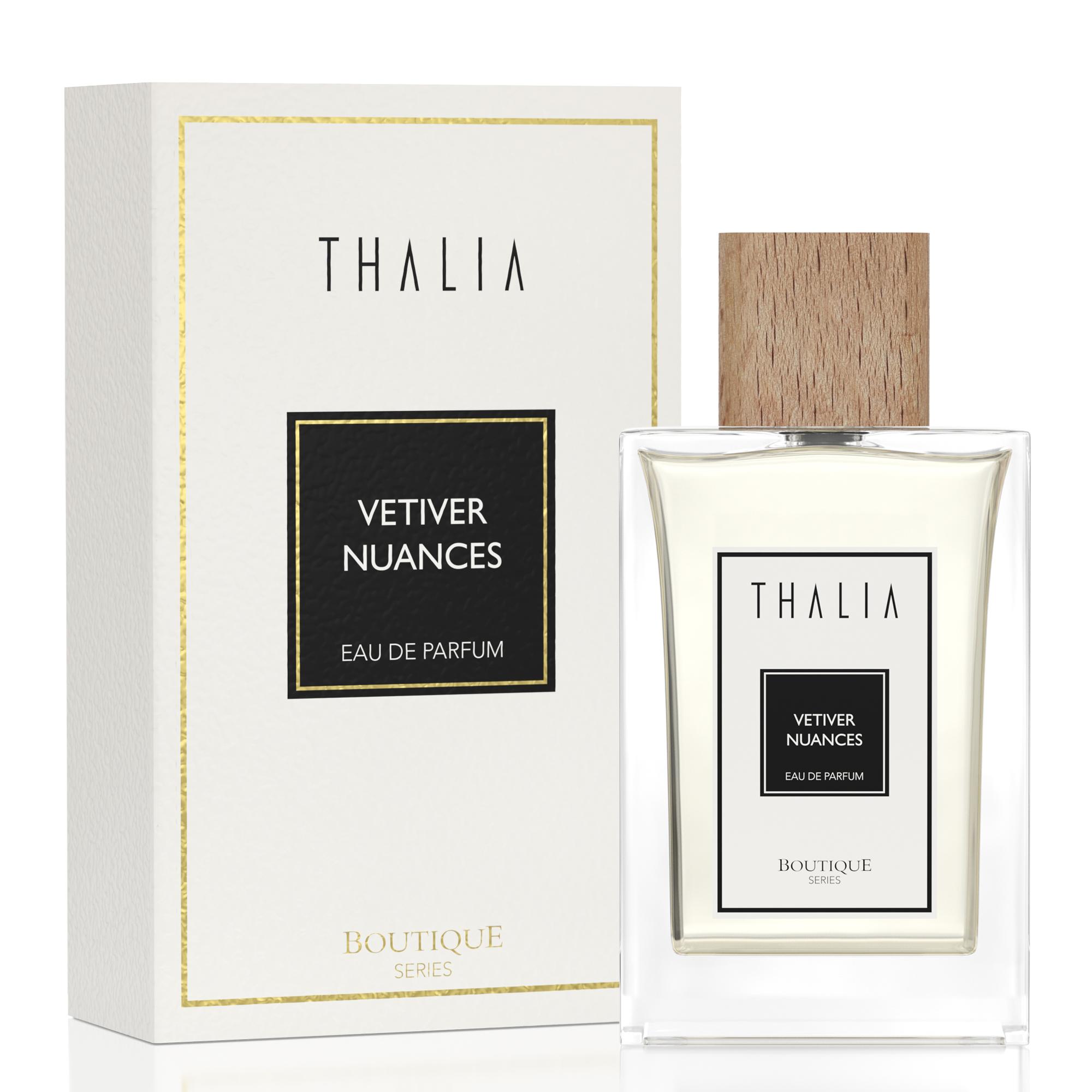 Thalia Boutique Vetiver Nuances Eau De Parfüm 75 Ml