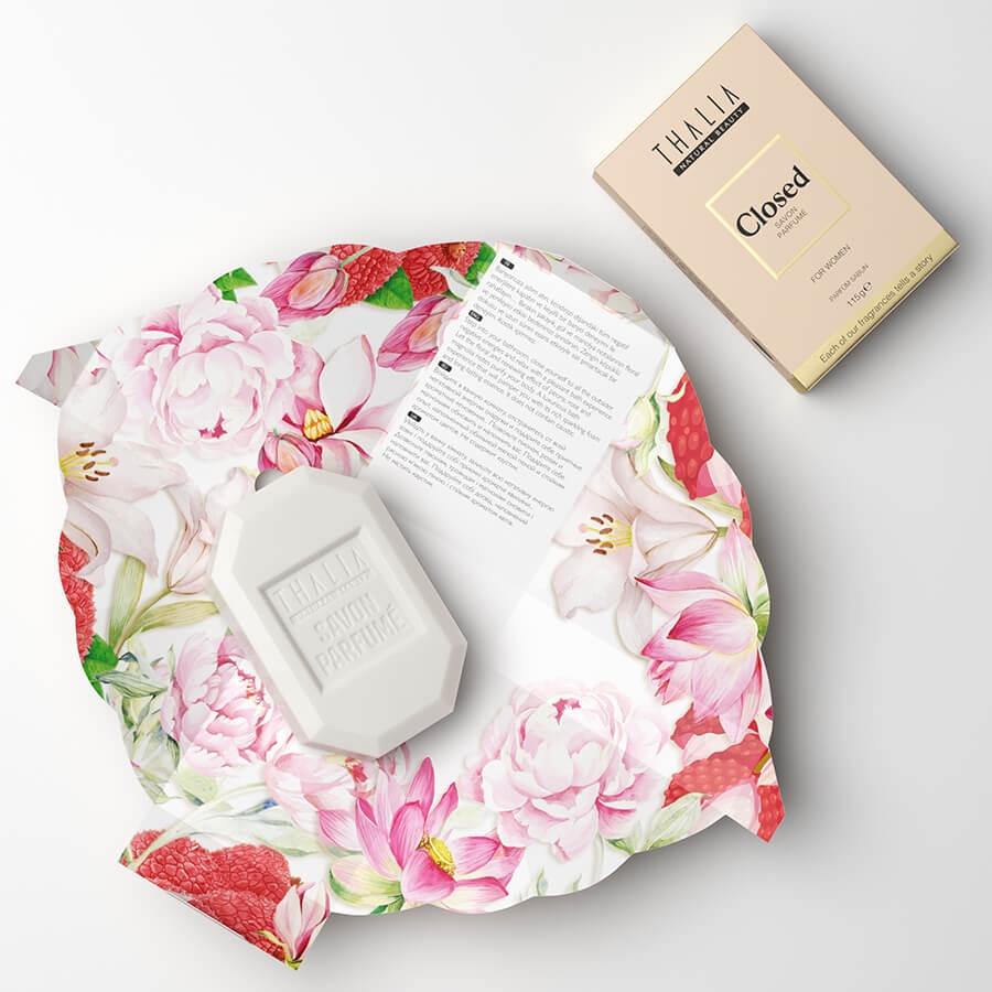 Thalia Closed Women Parfüm Sabun 115 g