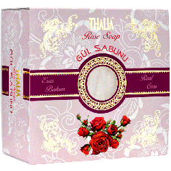 Thalia - Thalia Doğal Gül Özlü Sabun 150 gr.