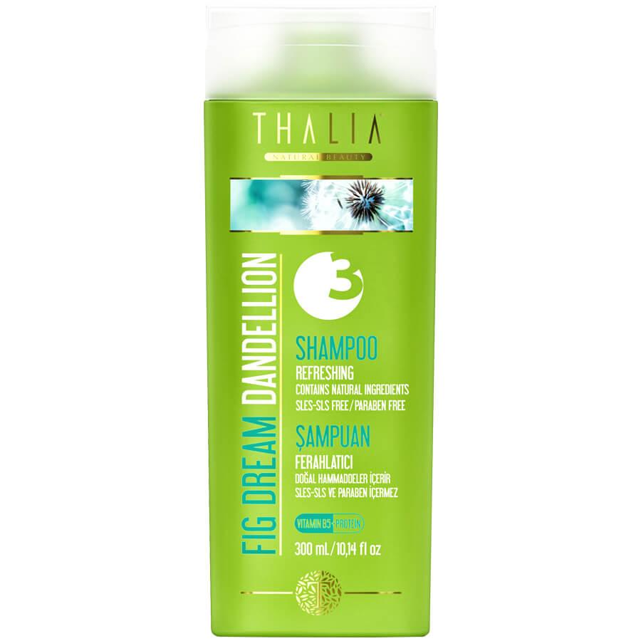 Thalia Fig Dream (Karahindiba Özlü) Dandellion Bakım Şampuanı 300 ml / Sles-Sls-Tuz-Paraben İçermez