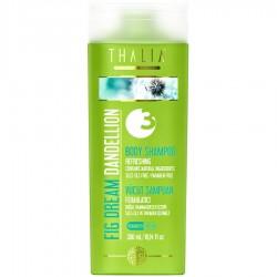 Thalia - Thalia Fig Dream (Karahindiba Özlü) Dandellion Vücut Şampuanı 300 ml / Sles-Sls-Paraben İçermez
