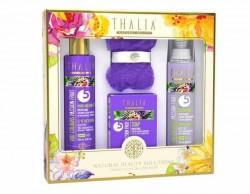 Thalia - Thalia Hot Colours (Çarkıfelek Meyvesi) Passion Fruit Bakım Seti 3lü - LİF HEDİYELİ