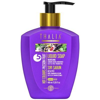 Thalia Hot Colours (Çarkıfelek Meyvesi) Passion Fruit Sıvı Sabun 400 ml /Sles - Sls - Paraben İçermez