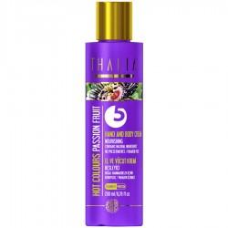 Thalia - Thalia Hot Colours (Çarkıfelek Meyvesi) Passion Fruit Vücut Kremi 200 ml / Paraben İçermez