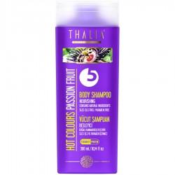 Thalia - Thalia Hot Colours (Çarkıfelek Meyvesi) Passion Fruit Vücut Şampuanı 300 ml / Sles-Sls-Paraben İçermez