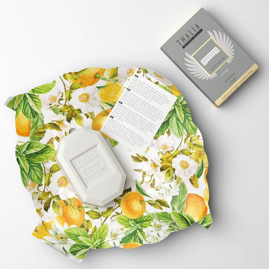 Thalia Invites Men Parfüm Sabun 115 g