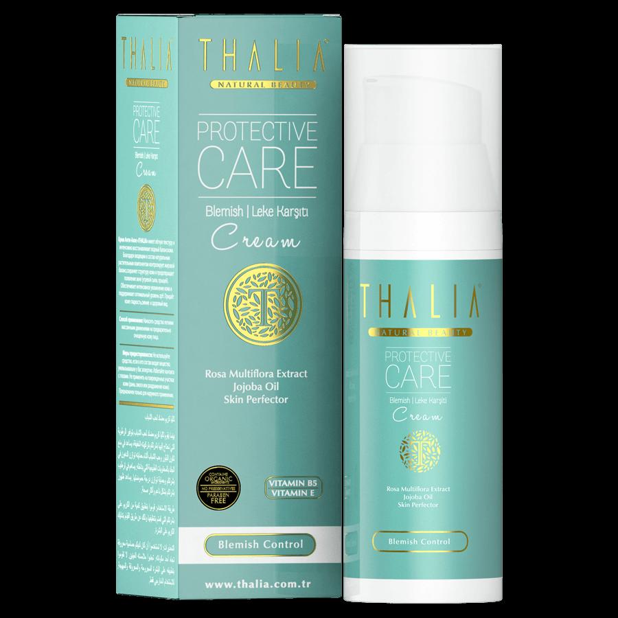 Thalia Leke Karşıtı Yüz Bakım Kremi 50 ml / Paraben içermez