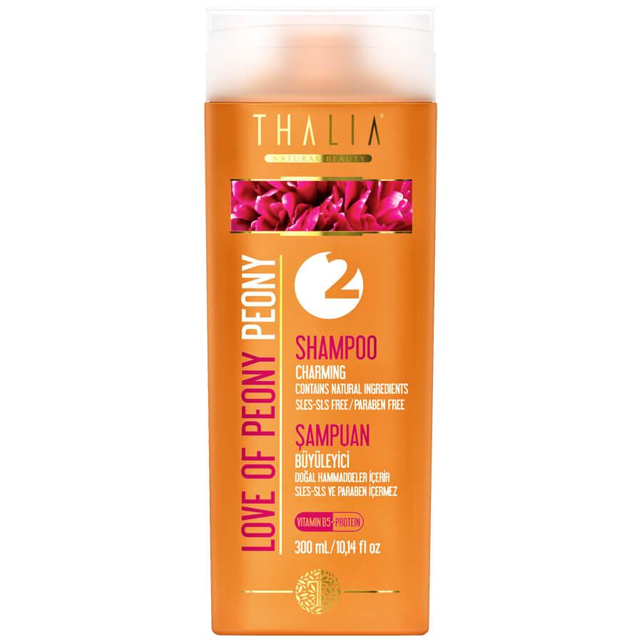 Thalia Love Of Peony (Şakayık Özlü) Bakım Şampuanı 300 mL / Sles-Sls-Tuz-Paraben İçermez