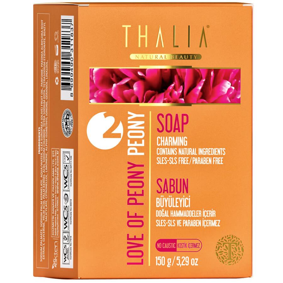 Thalia Love of Peony Şakayık Özlü Katı Sabun - 150 gr