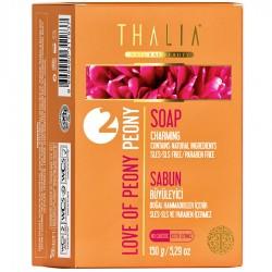 Thalia - Thalia Love of Peony Şakayık Özlü Katı Sabun - 150 gr