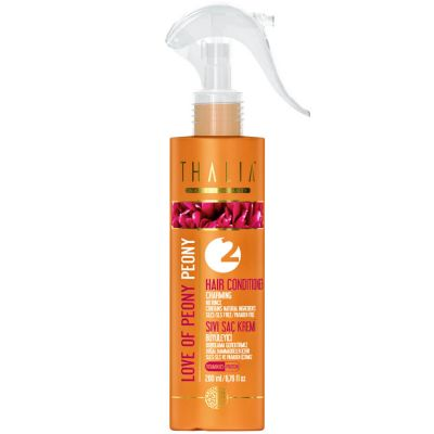 Thalia Love Of Peony (Şakayık Özlü) Sıvı Saç Kremi 200 ml / Sles - Sls ve Paraben İçermez
