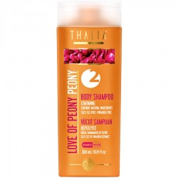 Thalia - Thalia Love Of Peony (Şakayık Özlü) Duş Jeli 300 ml / Sles-Sls-Paraben İçermez