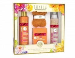 Thalia - Thalia Love Of Peony (Şakayık Özü) Peony Bakım Seti 3 lü - LİF HEDİYELİ