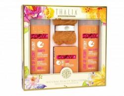 Thalia - Thalia Love Of Peony (Şakayık Özü) Peony Banyo Seti 3 lü - LİF HEDİYELİ