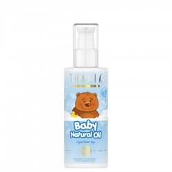 Thalia - Thalia Natural Bebe Yağı 180 ml - Blue