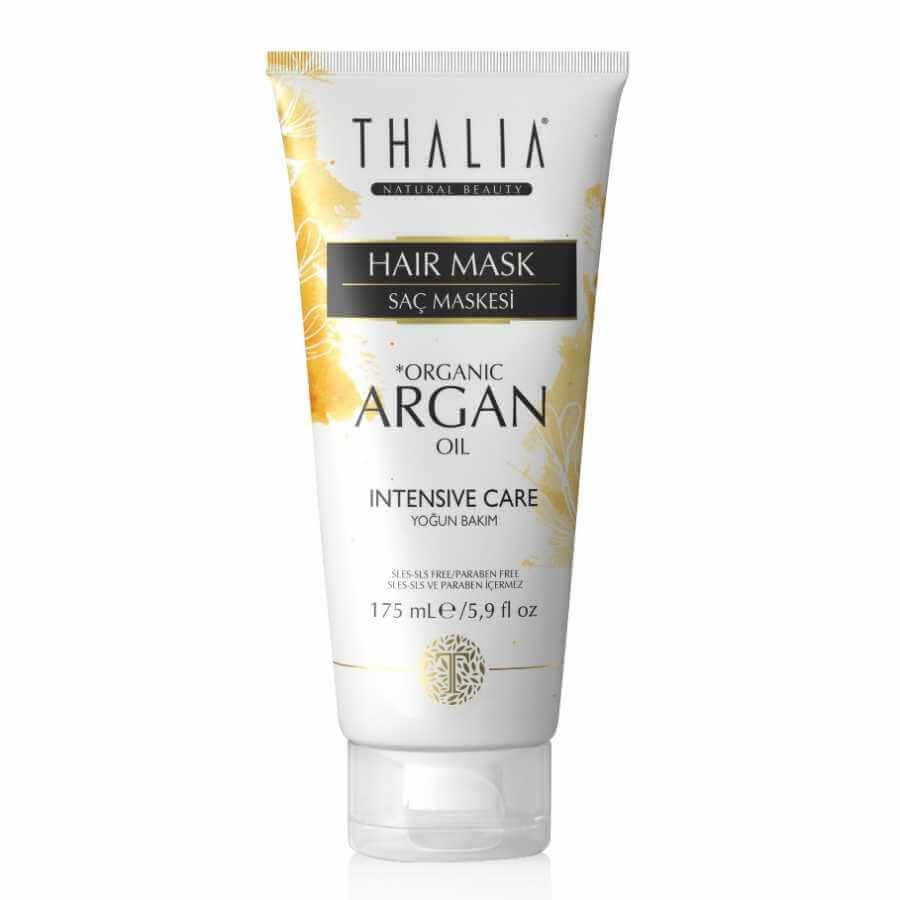 Thalia Organik Argan Yağlı Saç Bakım Maskesi - 175 ml