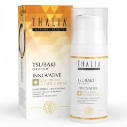 Thalia - Thalia Organik Innovative Tsubaki Yağlı Gündüz Yüz Bakım Kremi