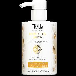 Thalia - Thalia Organik Macadamıa Yağlı Body Butter Kuru ve Yıpranmış Cilt Losyonu 300 ml