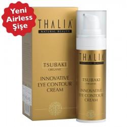 Thalia - Thalia Organik Tsubaki Yağlı Göz Çevresi Bakım Kremi 30 ml