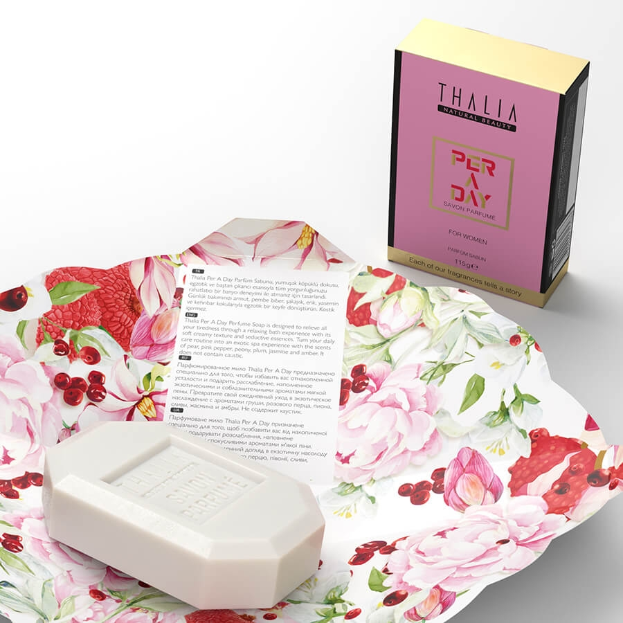 Thalia Per A Day Women Parfüm Sabun 115 g